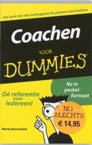 Voor Dummies - Coachen voor Dummies