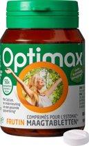 Optimax Frutin Maagfijn - 50 Kauwtabletten