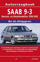 Vraagbaak Saab 9-3 deel Benzine- en dieselmodellen 1998-2002