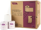 Eco Toiletpapier 2 Laags Gerecycled Wit