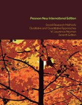 Social Research Methods: Pearson  International Edition