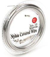 Midnight Moon Staaldraad Nylon Gecoat 7X7 - Onderlijnmateriaal - 100 kg