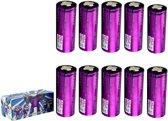 10 Stuks - Efest IMR26650 4200mAh 3.7V 50A lithiumbatterij
