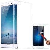Teleplus Xiaomi Mi5 Silicone Case Transparent + Glass Screen Protector hoesje