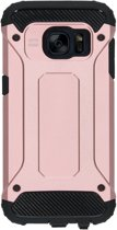 iMoshion Rugged Xtreme Backcover Samsung Galaxy S7 hoesje - Rosé Goud