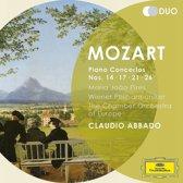 Piano Concertos No.14, 17, 21 & 26 (Duo Series)