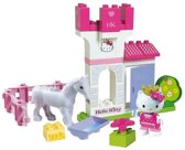 Hello Kitty Paardenset