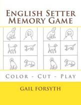 English Setter Memory Game