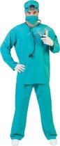 Dokter & Tandarts Kostuum   Trauma Chirurg Academisch Ziekenhuis Kostuum   Maat 60-62   Carnaval kostuum   Verkleedkleding