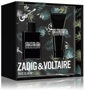 Zadig & Voltaire This Is Him Giftset 150ml