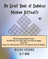 The Great Book of Sudokus - Medium Difficulty #5