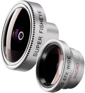 Walimex Set Fisheye en Panorama Lens voor iPhone