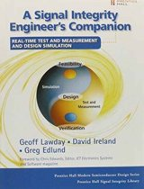 A Signal Integrity Engineer's Companion (paperback)