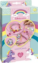 Totum unicorn rainbow jewellery