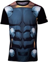 Marvel - Sublimated Thor Men s T-shirt - 2XL