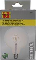Bellson led lamp globe filament cob 6W E27