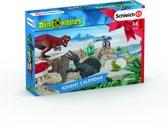 Schleich Adventskalender Dino 97982 - Speelfigurenset - Dinosaurs - 39 x 7,5 x 28,5 cm