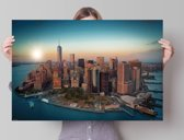 New York Freedom Tower  - Poster 91.5 x 61 cm
