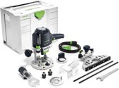 Festool Bovenfrees OF1400 I 1400w I in systener