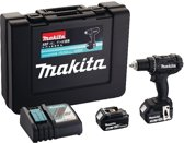 Makita DDF482 accuboormachine 18V 3.0Ah