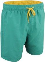 Waimea Zwemshort Junior Groen/geel Maat 140