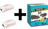 Barriere Radikal muizengif 120 gram - inclusief 2 voerdoosjes