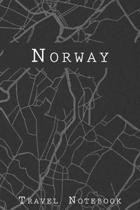 Norway Travel Notebook