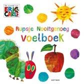 Boek cover Rupsje Nooitgenoeg - Voelboek van Eric Carle (Onbekend)