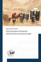Electronique G n rale