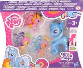 Plastic My Little Pony Trixie 8 cm