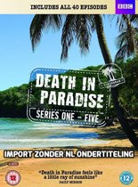 Death In Paradise - Series 1 t/m 5 (Import)