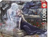 Educa Bruid in zwart legpuzzel  1000 stukjes