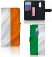 Bookstyle Case OnePlus 6 Ierland