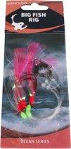 Raven Big Fish Rig 3-Hooks | Maat 5/0