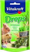Vitakraft Drops - Peterselie - Knaagdierensnack - 75 g