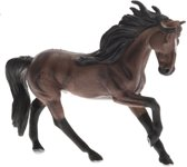 Free And Easy Paard 16cm Donkerbruin