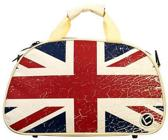 Brabo Flags UK Schoudertas - Sporttas - Beige