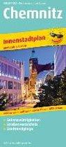 Innenstadtplan Chemnitz 1 : 10 000