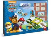 Multiprint Nickelodeon Paw Patrol - stempel/stickermachine set
