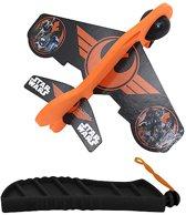 Star Wars Foam Speelgoed Vliegtuig – 12x14x1cm | Katapult Speelgoed voor Kinderen | Schietspeelgoed voor Kinderen