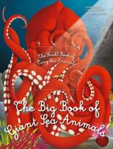 The Big Book of Giant Sea Animals & The Small Book of Tiny Sea Animals