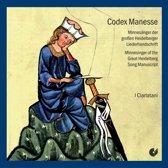 Codex Manesse - Minnesanger De