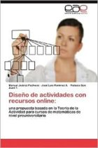 Diseno de Actividades Con Recursos Online
