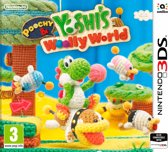 Poochy Yoshi Wooly World - 3DS
