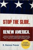 Stop the Slide. Renew America.