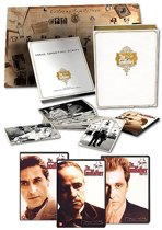 The Godfather-trilogie - Limited 40th Anniversary Edition (3DVD)