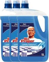 Mr. Proper Allesreiniger Oceaan - 3 x 5L - Voordeelverpakking