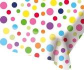 Happy Bday Stippen Tafelkleed - 130x180cm