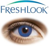 Freshlook Colorblends Brilliant Blue  - Kleurlenzen