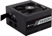 Corsair TX650M power supply unit 650 W ATX Zwart